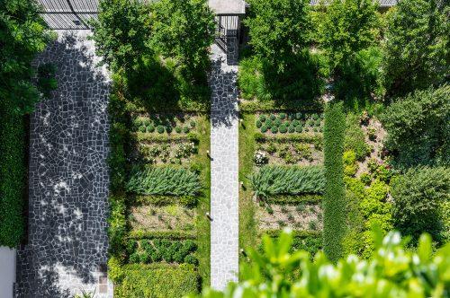MarcoZanuso - Via Pichi - giardino