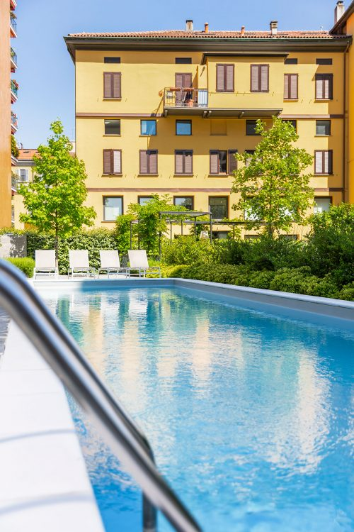 MarcoZanuso - Via Pichi - piscina