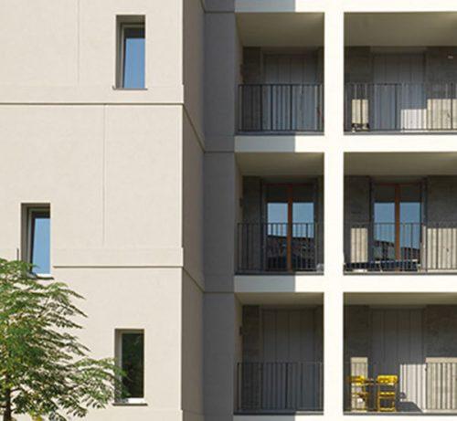 Marco Zanuso architetture Via Pichi 15
