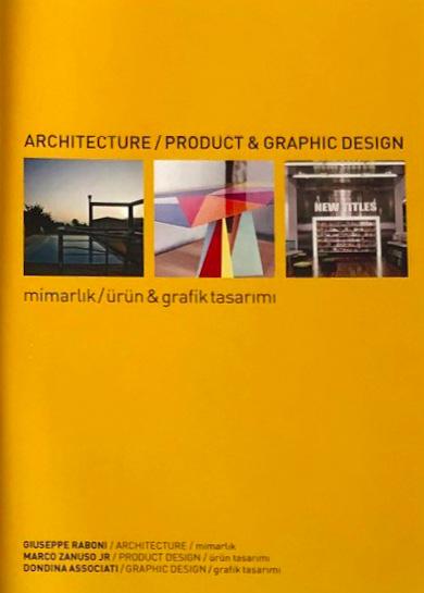 architecture product graphic design