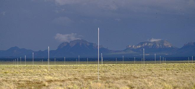 Lightining Field - USA