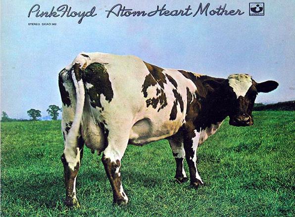 Atom heart mother - Pink Floid