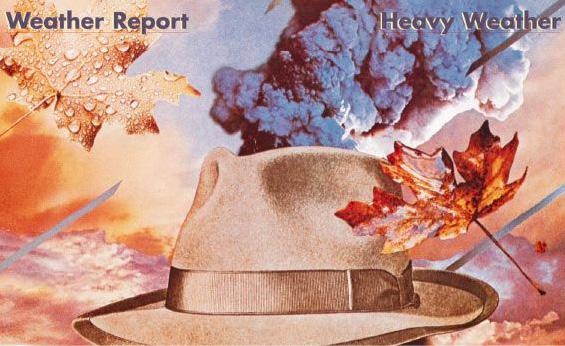 Weather report heavy weather
